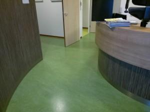 Reinigen, onderhouden en coaten van vloeren