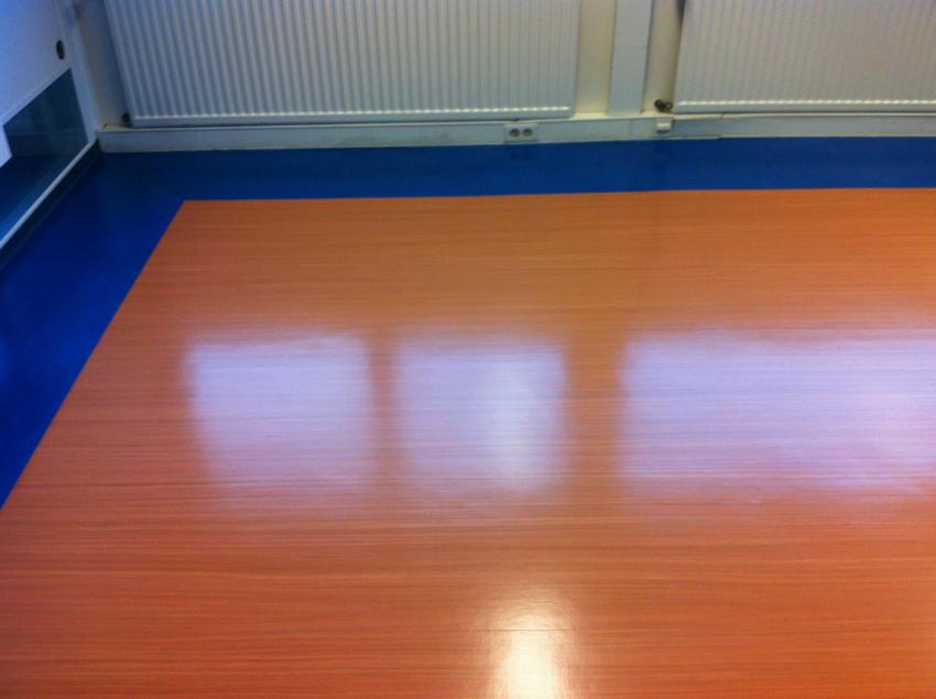 Linoleum Vloer Onderhoud : Vloeronderhoud veenendaal